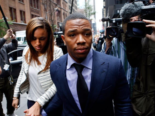 Report: TMZ Paid Around $100,000 For The Ray Rice Tapes