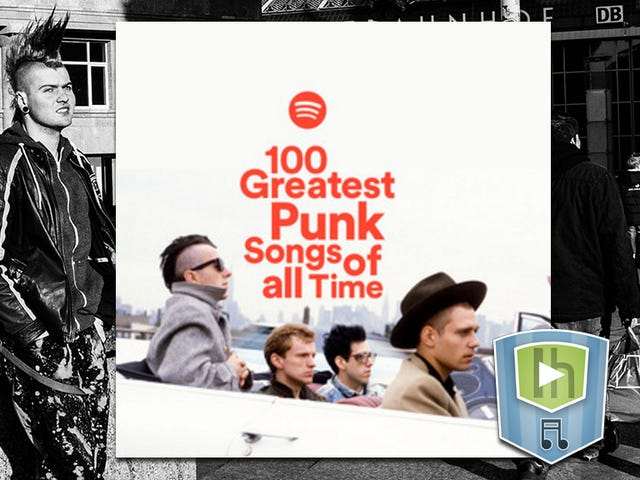 The Greatest Punk Hits Playlist