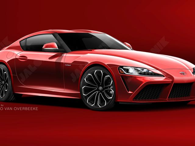 Toyota serait fou de ne pas appeler sa nouvelle voiture de sport The 'Supra'