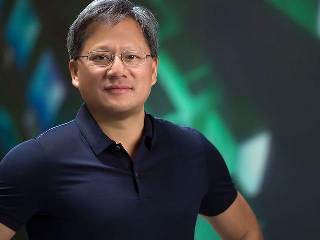 Nvidia CEO siger nye GPU'er vil ikke være tilgængelige for en 'lang tid'