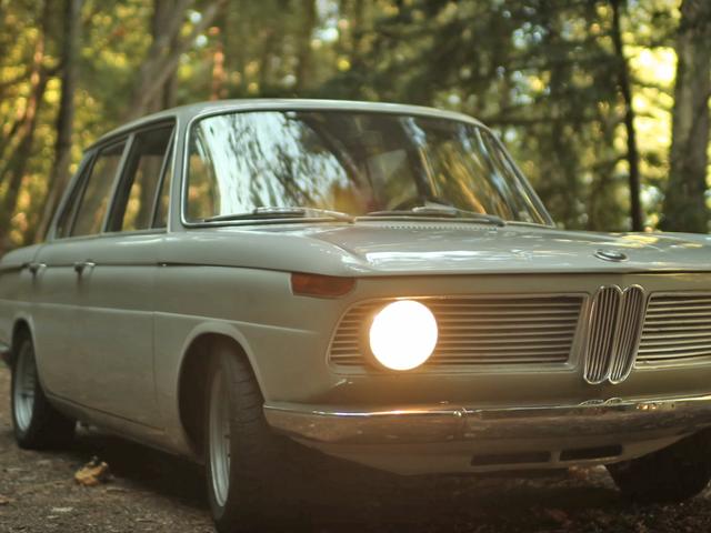 BMW's levensreddende revolutie begon met vier deuren