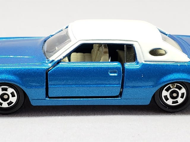 [REVIEW] Tomica Ford Continental Mark IV