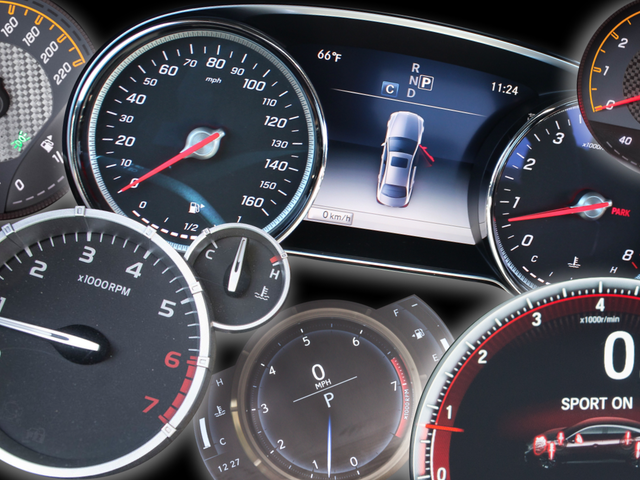 A Debate On Whether We Even Need Car Gauges