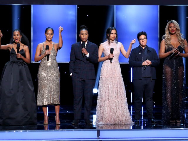 Black Excellence Celebrated at 49th Annual NAACP Image Awards
