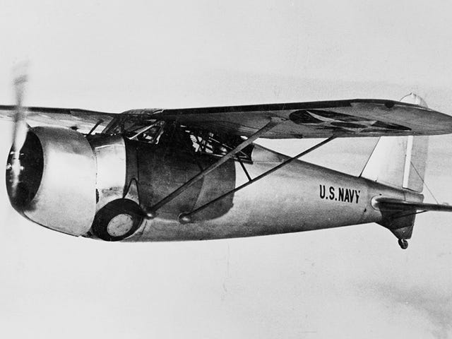 The Curtiss XF13C: Two, Two, Two Planes In One