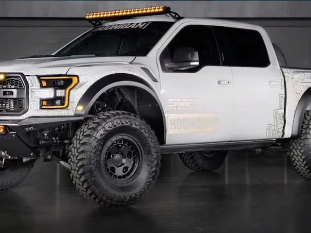 Next Ford F-150 Raptor Will Slap The Ram 1500 TRX With Over 725 HP From GT500's V8: Report