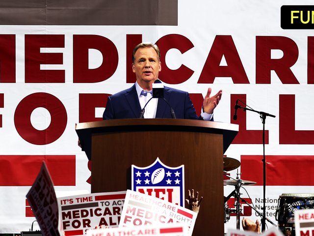 Should The NFL Support Medicare For All?