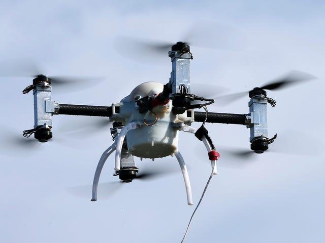Legisladores de Nueva Jersey aprueban sanciones por dron borracho