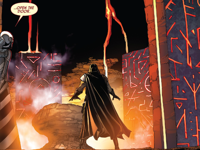 Marvel's Darth Vader Comic Is Doing Something Extremely Wild With the Dark Side