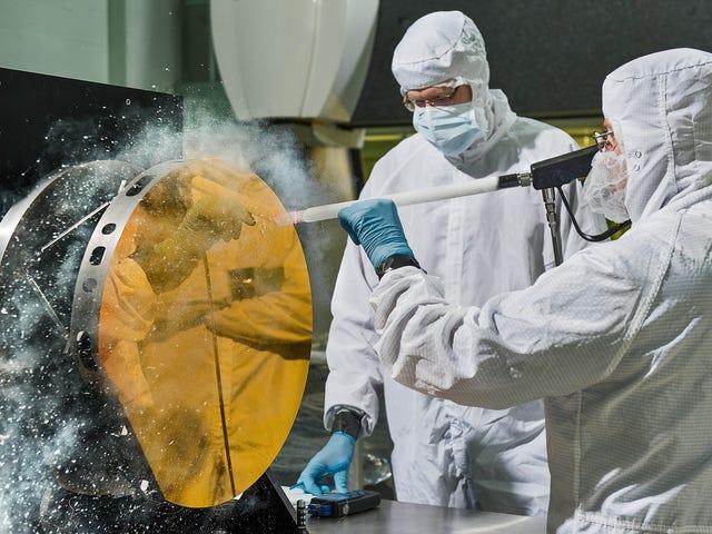 Congressional Committee Grills NASA and Northrop Grumman on James Webb Space Telescope Delays
