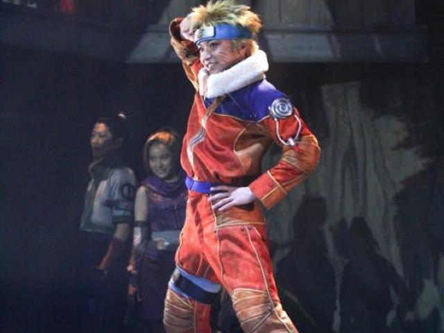 Unang Hanapin ang Naruto Stage Musical