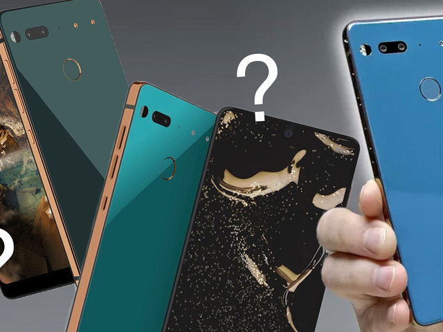 I Can't Tell What Color This Phone Is and Honestly It's Driving Me Nuts