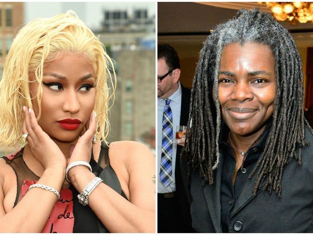 'Sis Said No': Tracy Chapman Sues Nicki Minaj for Using Unauthorized Sample