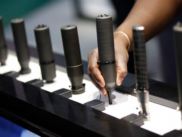 """ICYMI: i membri del Congresso del GOP vogliono limitare le restrizioni sui silenziatori con pistola con """"Hearing Protection Act"""""""