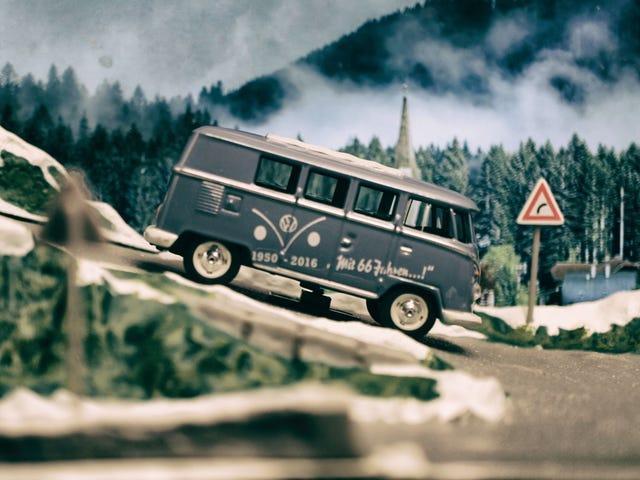 Trucking Teutonic Tuesday: Der Transport Gigant