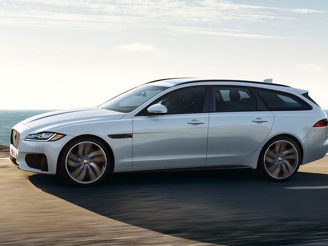 Jaguar sales reportedly down