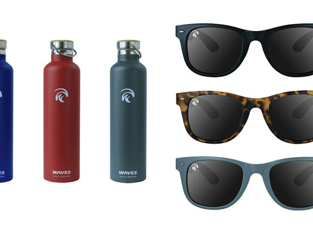 WavesGear's Forever Colds & Floating Shades: Buy One, Get Two Free
