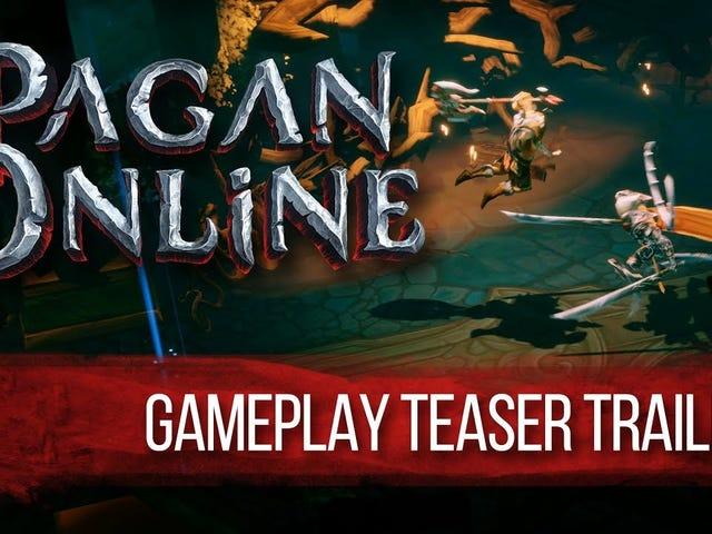 Wargaming, skaper av World of Tanks, lager en Diablo-stil fangehullskrawler og legger ut en ny trailer som viser spillet i dag.