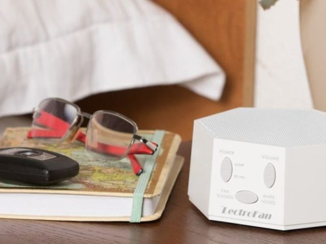This $35 White Noise Machine Is The Deal of Your Dreams