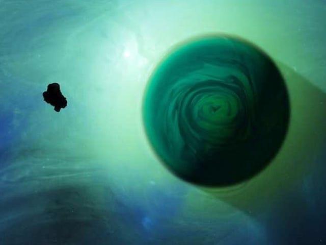 在这部令人惊叹的短片中观看宇宙的宇宙演变