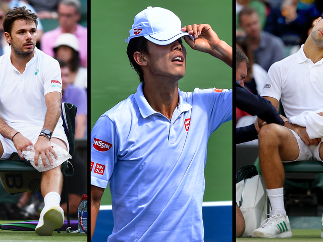 All The Top Men In Tennis Are Broken And Calling It A Day