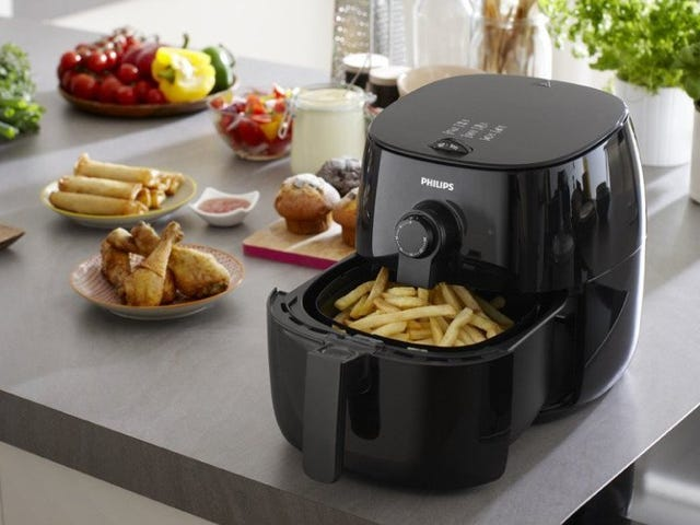 Give Your Gut a Break With Philips' Newest Airfryer, Now Cheaper Than Ever