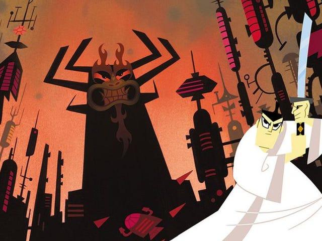 10 эпизодов, которые демонстрируют диапазон лезвия Samurai Jack
