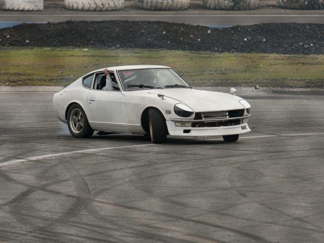 Drifting the Z