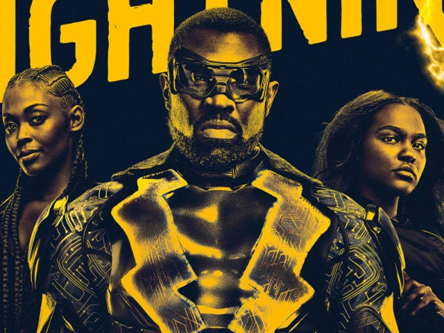 Let's Get Lit: Black Lightning Is the Superhero Show for the Trump Era