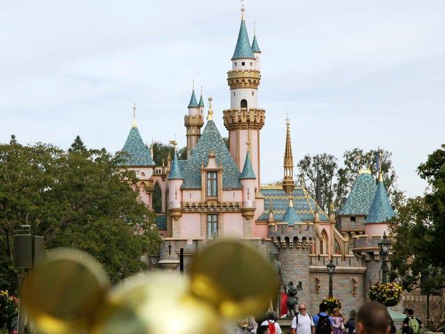 Disneyland Decontaminates Cooling Towers Linked to Legionnaire's Disease Outbreak
