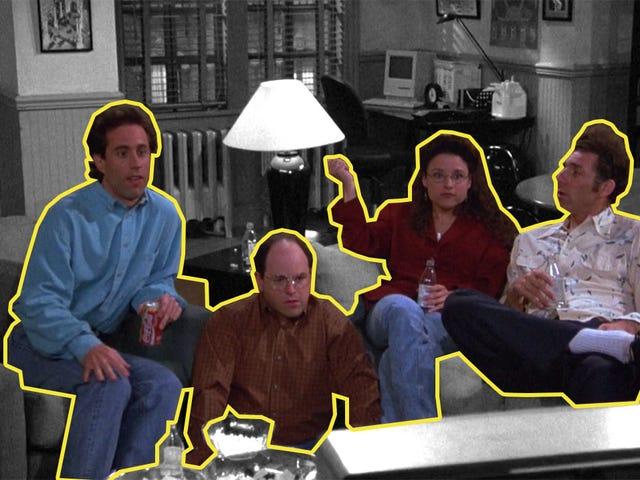 Hvad er din foretrukne Seinfeld-episode?