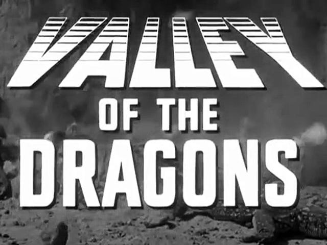 Svengoolie: Valley of the Dragons (1961)