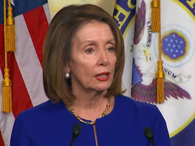 Nancy Pelosi Is in Over Her Head
