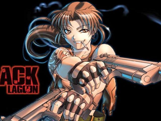 Black Lagoon Chapter 88 Volume 11 Confirmation - Rei Hiroe