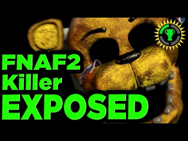 Five Nights At Freddy's 2's 'Real Murderer' Is Unexpected