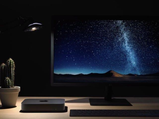 Apple brengt Mac Mini terug uit de dood