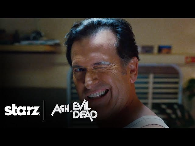 Bruce Campbell Is Racially Sensitive in this Great New Ash Vs. Evil Dead Trailer