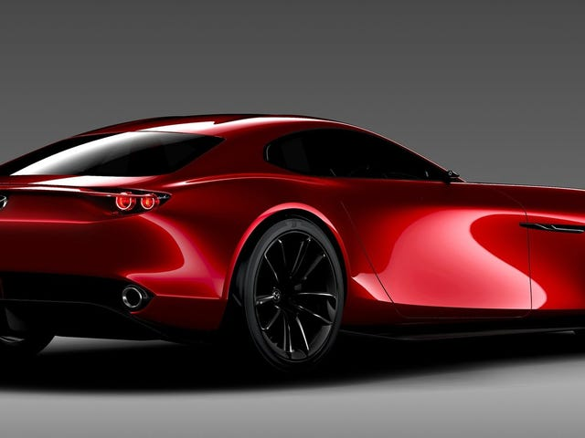 Mazda's Rotary Engine Will Finally Return In 2019 As A Range Extender In An EV: Report