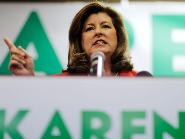 La républicaine Karen Handel remporte l'élection spéciale en Géorgie