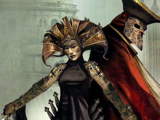 Paano Hinalinhan ng Mga Hapon RPGs Isang Bagong Henerasyon Ng Mga May-akda na Pantasya