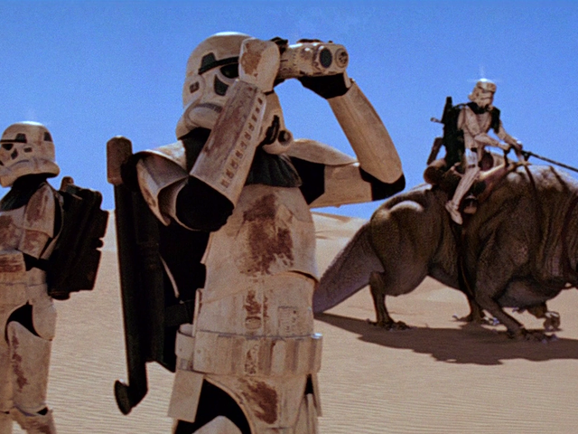 Film Fan Star Wars Suram ini Membawa Hamlet ke Tatooine