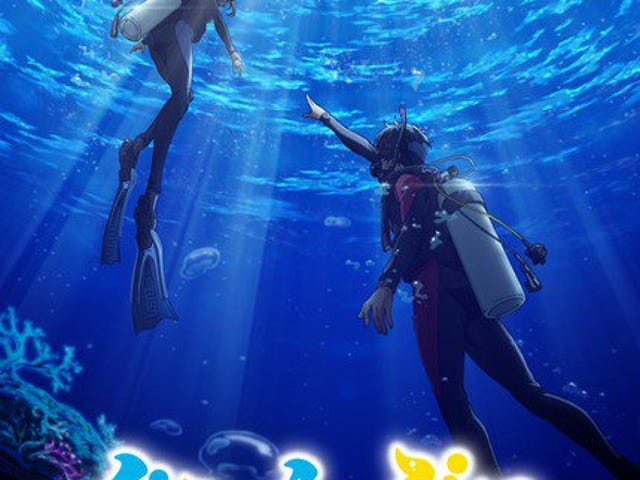 Enjoy the first promo for the anime of Grand Blue Dreaming