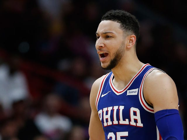 The Heat Intentionally Fouled Ben Simmons With The Game Tied In The Final Minute, And Won Because Of It