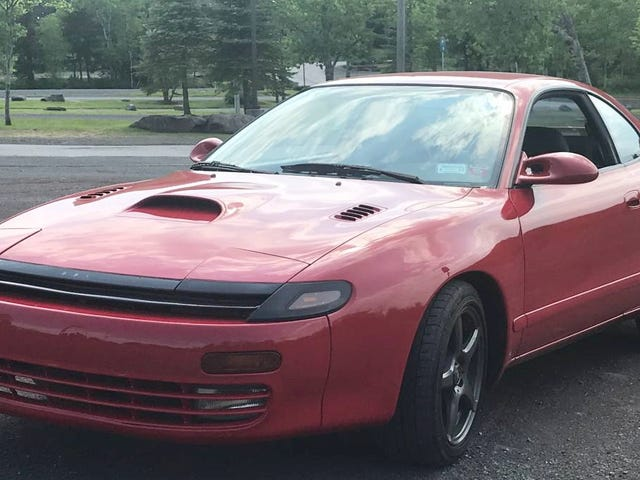 At $16,500, Could This 1990 Toyota Celica All-Trac Turbo be All That?