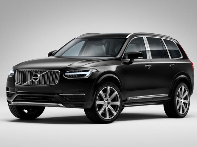 Volvo Is Offering A Most Excellent Discount Of $23,500 On The Top Trim XC90 SUV