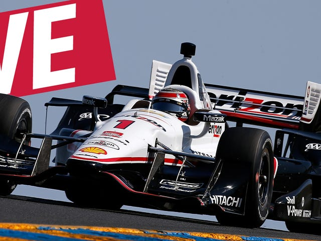 Ask IndyCar Champion Will Power Anything You Want