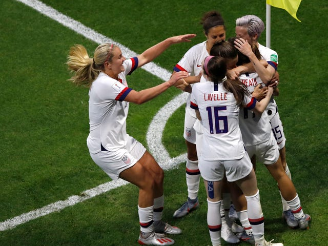 The USWNT Got Sweet Revenge, But Now The Real Work Starts