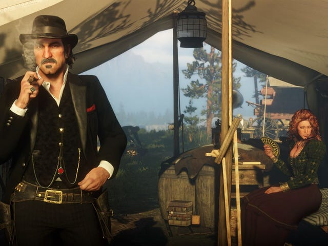 Red Dead Redemption 2 Will Have Some Sort Of Timed PlayStation Exclusivity