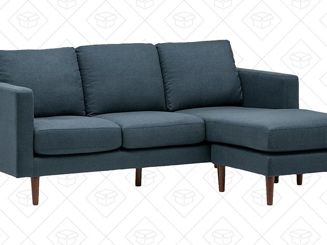 Is It Possible To Be In Love With a Couch From Amazon?