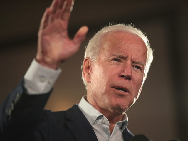 Joe Biden Says He's the 'Most Qualified Person in the Country' to be President